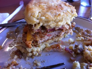 The Reggie at Pine State Biscuits