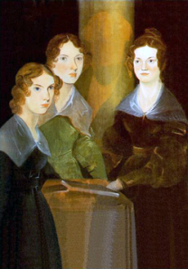 250px-Painting_of_Brontë_sisters