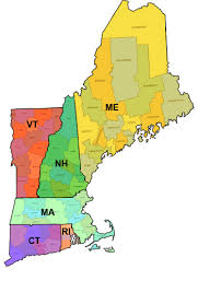 new england map 2