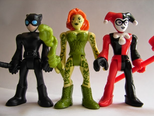 Imaginext  Gotham Girls