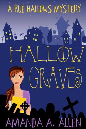 Hallow Graves Cover Art